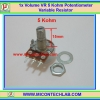 1x Volume VR 5 Kohm (15mm) Potentiometer Variable Resistor