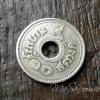 เหรียญ ๑๐ สตางค์เก่า ปีพ.ศ.๒๔๖๓