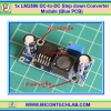 1x LM2596 DC-to-DC Step down Converter Module (PTH Capacitor)