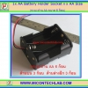 1x AA Battery Holder Socket 6x AA Size (กะบะถ่าน AA ขนาด 6 ก้อน)