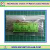 100x Resistor 3 Kohm 1/4 Watt 5% Cabon Resistor
