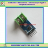 1x MAX6675 Module For Thermocouple Type K Temperature Sensor