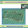 1x แผ่นอะคริลิครองบอร์ด Arduino MEGA2560 (Arduino Acrylic Case)