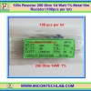 100x Resistor 200 Ohm 1/4 Watt 1% Metal film Resistor (100pcs per lot)