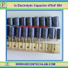 1x Electrolytic Capacitor 470uF 50V