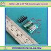 1x Micro USB to DIP PCB Socket Adapter Converter