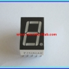 1x LED 7 SEGMENT 1 DIGIT RED Color Common Cathode 0.56 INCH