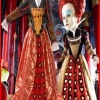 ชุดราชินีโพแดง / ชุดราชินีอิเรซเบธ / ชุด Red Queen