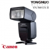 Speedlight Flash Yongnuo YN568EX II for Canon E TTL GN58 (Hi Speed Sync)