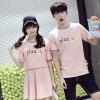 เสื้อคู่ เสื้อคู่รัก ชุดคู่รัก เสื้อคู่รักเกาหลี เสื้อคู่แฟชั่น AA009