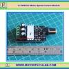 1x แผงวงจรควบคุมความเร็วมอเตอร์ 6-28Vdc 3A (PWM DC Motor Speed Control)