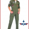 ชุดทหารอากาศ / ชุดนักบิน / นักบิน F16 @ Top Gun