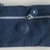 กระเป๋าคล้องมือ ผ้าเนื้อ Kipling สีกรม