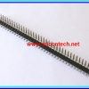 5x Pin header 2.54mm 1x40 ways Angle SIL