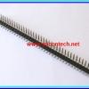 5x Pin header 2.54mm 1x40 ways Angle SIL