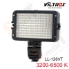 VILTROX LL-126VT Adjustable Color Temperature LED Light for Camcorder Camera