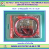 1x PICKIT 3 PIC Programmer + PIC18F45K20 Board (Genuine from Microchip)