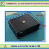 1x กล่อง FB06 สีดำ ขนาด 215x168x78 มม. Future Box