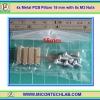 4x เสารองแบบเหลี่ยม 15 มม. 8x สกรู M3 (Pillars 15 mm)