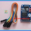 1x PCF8591 A/D and D/A Converter module