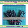 1x Heat Shrink Tube 3.0mm Black Color Length 1 meter 3M Brand