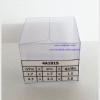 กล่องคัพเค้ก มาการอง 4.3 x 4.3 x 3.8 cm