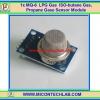 1x แก๊สเซ็นเซอร์ MQ-6 LPG Gas ISO-butane Gas Propane Gas MQ6 Sensor