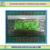 10x Resistor 220 Ohm 1/4 Watt 5% Cabon Resistor