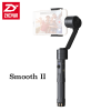 Zhiyun Z1-Smooth II 3-axis Smartphone Brushless Stabilizer Gimbal with Bluetooth Wireless Controller for iPhone 5/ 5s/ 6 /6 Plus, Galaxy Note
