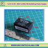 1x Switching Power Supply 220V to 5V 3W 600mA Hi-Link HLK-PM01 module