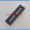 1x IC Socket DIP 28 PINS 7.62mm PITCH 2.54mm NARROW TYPE