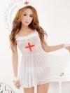Pre Order / ชุดพยาบาลสีขาว แบบตามรูป