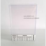 กล่องสบู่-ทรงผืนผ้า ขนาด 7.1 x 11 x 1.8 cm