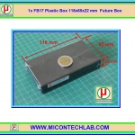 1x FB17 Plastic Box 118x65x22 mm Future Box