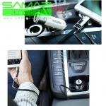 ราคาพิเศษ Remax Car Charger 3.4A - ที่ชาร์จในรถพร้อมสายชาร์จ 2 IN 1 สะดวก ขนาดเล็ก ชาร์จเร็ว พกพาง่าย มือถือ แท๊บเลต
