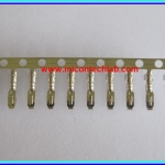 10x CRIMP TERMINAL PIN 2.54mm (10pcs per lot)