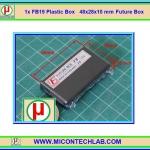 1x FB19 Plastic Box 48x28x10 mm Future Box