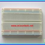 1x Breadboard Protoboard 400 Tie-points Size 8.5*5.5 cm