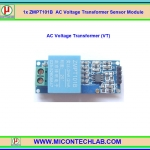 1x ZMPT101B Single Phase AC Voltage Transformer Sensor Module (AC Volt Sensor)