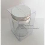 กล่องยาหม่อง ขนาด 2 x 2 x 3.5 นิ้ว หรือ 5.1 x 5.1 x 8.8 cm