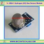 1x MQ-8 Hydrogen H2 Gas Sensor MQ8 Module