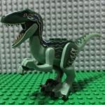 Dino Raptor (Blue)