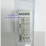 กล่องใส่ขวด-เครื่องสำอางค์ ขนาด 4.5 x 4.5 x 13.5 cm
