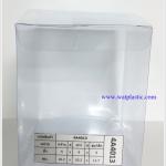 กล่องใส่แก้ว/ตุ๊กตา 4 x 4 x 5 นิ้ว หรือ 10.2 x 10.2 x 12.7 cm