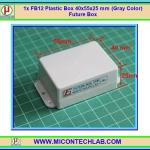 1x กล่อง FB12 สีขาว ขนาด 40x55x25 มม. Future Box