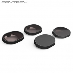 PGYTECH Lens Filter 4pcs/Set For DJI Spark High Definition ND4 ND8 ND16 ND32 Neutral Density Filter for Drone Camera Lens