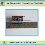 1x Electrolytic Capacitor 1000uF 63V (คาปาซิเตอร์)