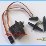 1x MG90S Tower Pro Metal Gear Servo Motor