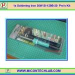 1x Soldering Iron 30W SI-129B-30 Pro's Kit (หัวแรังบัดกรี 30วัตต์)