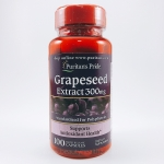 Puritan's Pride, Grapeseed Extract 300 mg, 100 Capsules